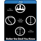 Better the Devil You Know (Two-Disc Special Edition) [Blu-ray]