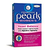 Enzymatic Therapy Probiotic Pearls Women's Yeast Balance Soft Gels, 30 Count (Packaging May Vary) For Sale