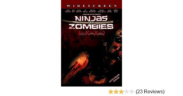 Amazon.com: Ninjas Vs. Zombies: Daniel Ross, Cory Okouchi ...