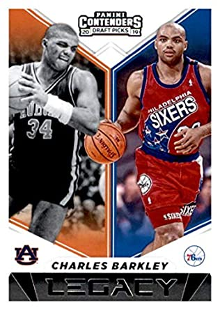 Amazon Com 2019 20 Panini Contenders Draft Picks Legacy 13