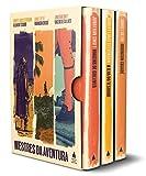 capa de Mestres da Aventura - Box