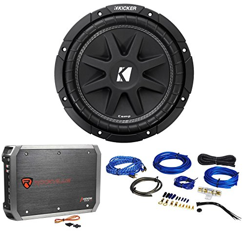 Package: KICKER 43C104 Comp 10