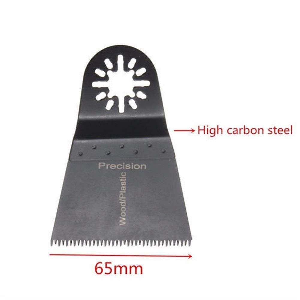 Herramienta Oscilante Multifunci/ón Kit de accesorios de hoja de sierra multiherramienta multiusos oscilante de 5 piezas