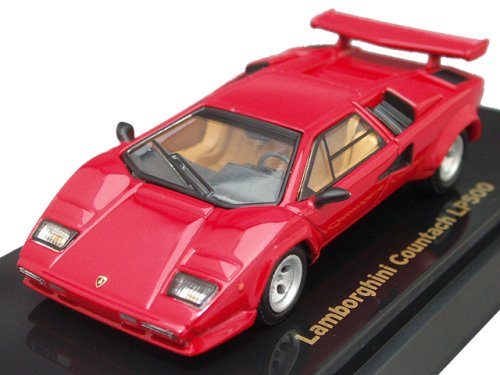 1/64 LAMBORGHINI COUNTACH LP500(レッド) 「Beads Collection」 06411R