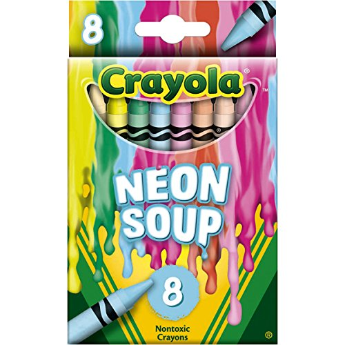 Crayola Meltdown Crayons Pack Neon