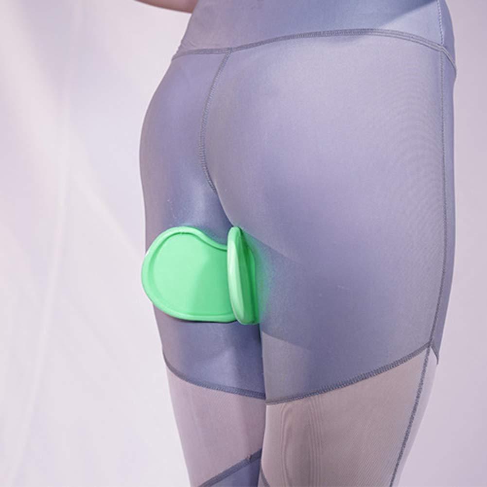 Cambano corrector de gl/úteos para mujeres Aparato de entrenamiento de musculatura del suelo p/élvico y de muslo en el interior del muslo del gl/úteo