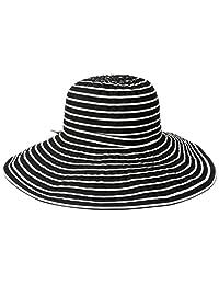 San Diego Women s Ribbon Braid Hat With 5 Inch Brim 338fc3143486