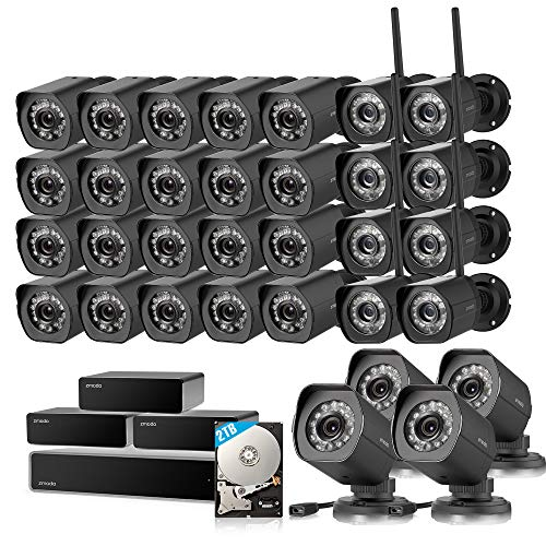 Zmodo Surveillance Weatherproof Adjustable Extension product image