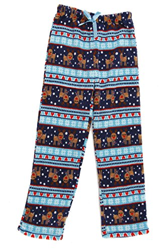 Just Love 45500-10129-14-16 Plush Pajama Pants for Girls by Just Love