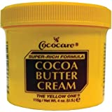 Cococare Cocoa Butter Super Rich Cream 4 oz.