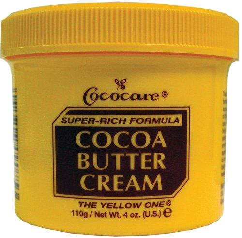Cococare Cocoa Butter Super Rich Cream, 4 Ounce