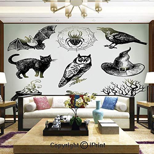 Lionpapa_mural Nature Wall Photo Decoration Removable & Reusable