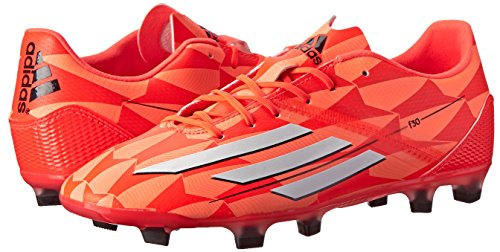 adidas Performance Women's F30 Firm-Ground W Soccer Cleat, Solar Red/Running White/Black, 8 M US by adidas (Image #6)