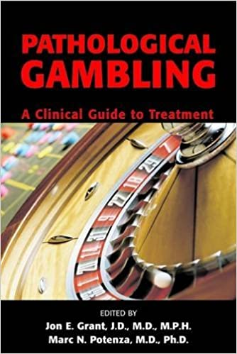 Pathological gambling a clinical guide to treatment netbet poker romania