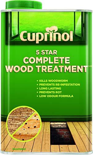 (Cuprinol 5 Star Complete Wood Treatment 1L)