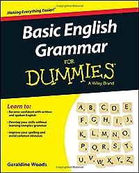 Basic English Grammar For Dummies (For Dummies (Language & Literature))
