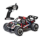 RC car, 1:16 2WD 2.4Ghz Remote Control Racing Buggy Car, High Speed RC Off Road Truck