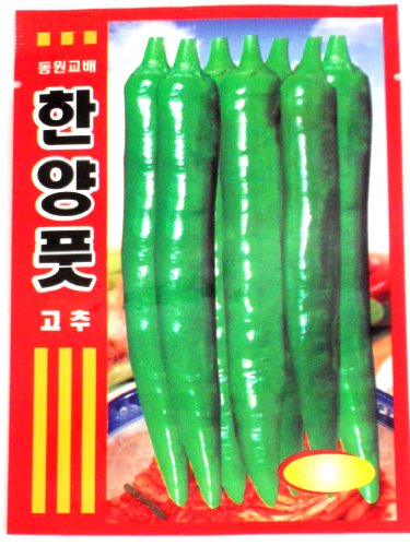 Pepper Seeds Korean ,(4grams-each)