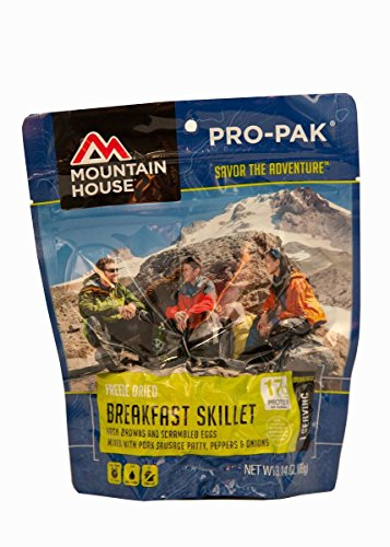 Pack Skillet 2 (Mountain House Breakfast Skillet (Pro Pak (2 Pack)))