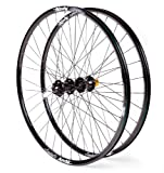 Loaded AmXC Signature Single Speed Wheelset (Black, 26-Inch)