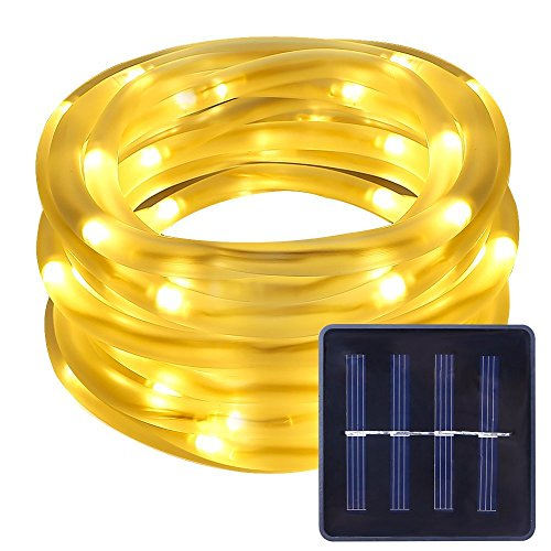 LE-165ft-50-LEDs-Solar-Power-Rope-Lights-Waterproof-Warm-White-String-Lights-with-Light-Sensor-Decoration-Christmas-Tree-Thanksgiving-Wedding-Gardens-Lawn-Patio-Party-Outdoor
