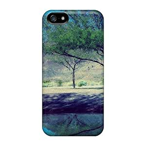 Durable Defender Cases For Iphone 5/5s Covers(beauty Of Nature)