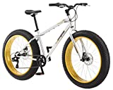 Mongoose Men's Malus Fat Tire Bicycle with 26