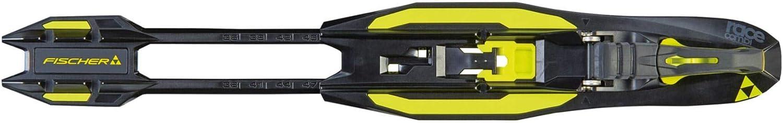 Fischer Race Combi IFP XC Ski Bindings Black//Yellow