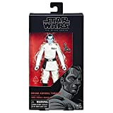 Grand Admiral Thrawn 6 inch action figure - Star Wars The Black Series - star was collectible