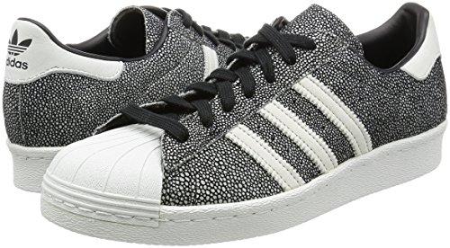 Homme Silber Noir 80's Superstar Adidas Chaussures xwqnXWIEpH