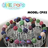 Cake Pops Acrylic Display Stand - 3 Tiered Rack
