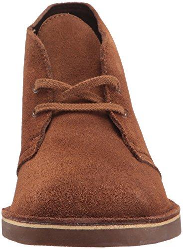 CLARKS Men's Bushacre 2 Chukka Boot Walnut Suede free shipping great deals XzhWQn58