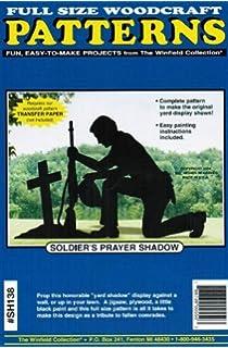 Woodworkersworkshop Woodworking Plan To Make A Kneeling Soldier At