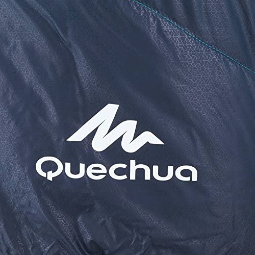 Quechua Forclaz 10/15 ° ultraligero Bivouacking/senderismo ...