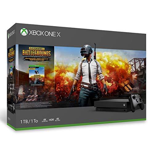 Xbox One X - 1 Terabyte + Jogo Battlegrounds