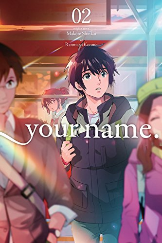 your name., Vol. 2 (manga) (your name. (manga))