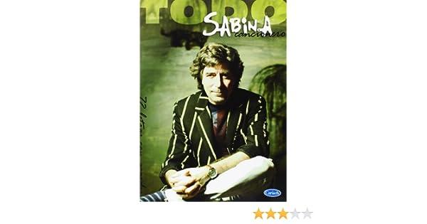 Joaquín Sabina: Todo Sabina (repertorio): Amazon.es: Sabina ...