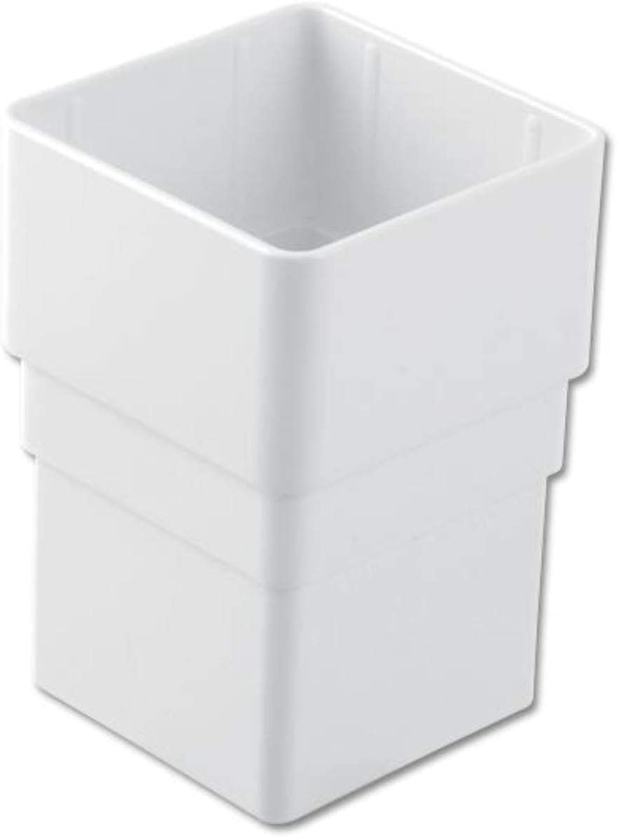 BROWN Joiner RWSS1 Black White Brown Clay Marshall Tufflex Square 65mm Pipe Socket