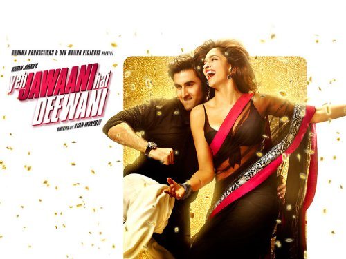 Yeh Jawaani Hai Deewani - DVD (Hindi Movie / Bollywood Film / Indian Cinema) 2013