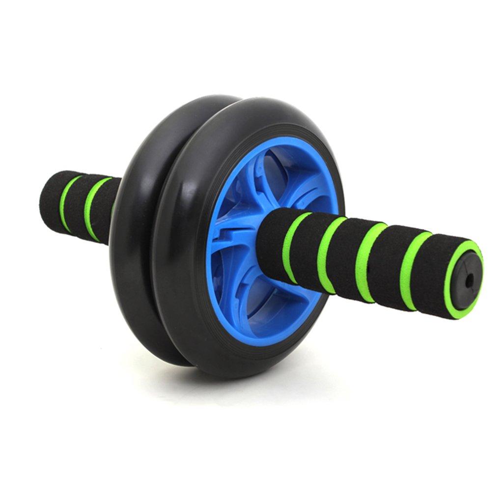 Abdominal Rad Männer Bauchmuskeln Fitnessgeräte Hause Anfänger Authentische Damen Sport Bauch Push-ups Roller (Farbe     3)
