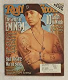 The Genius of Eminem - Rolling Stone Magazine