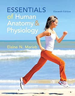Essentials Of Human Anatomy Physiology Plus MasteringAP With EText Access Card Package