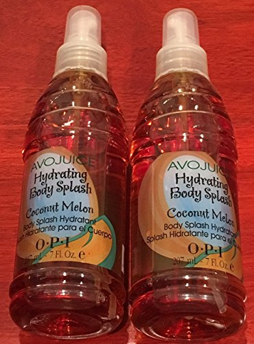 Avojuice Hydrating Body Splash Grapefruit - 7 fl oz/ 207 ml x 2 piece - Moisture Spray Fragrance
