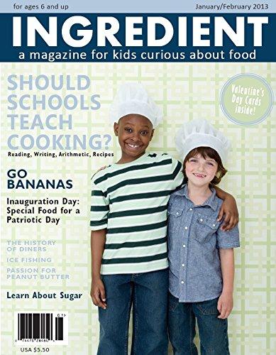 Image result for ingredient magazine