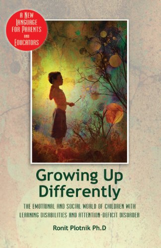 Book: ADHD Disorder - Growing Up Differently by Ronit Plotnik