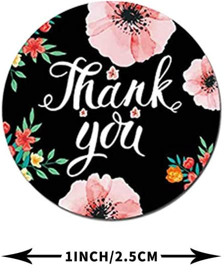 1000 Thank You For Your Supporting My Small Business Stickers Roll 3 Styles 1 Inch Gold Round Kraft Labels Shipping Stickers For Packaging Gift Bags Boxes Office Products Com Color Coding Labels