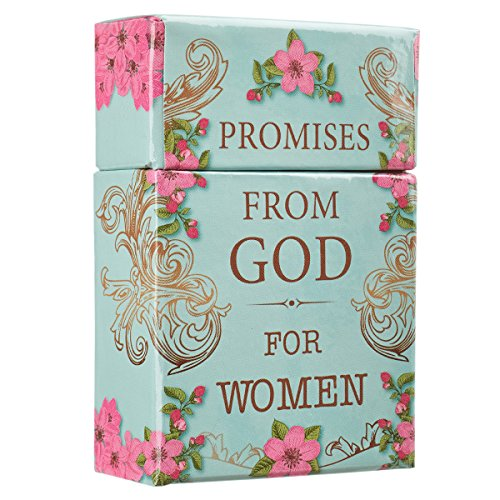 "51yXjkDPeTL - ""Promises From God for Women"" Cards – A Box of Blessings"