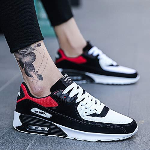 En Air Hommes lastiques Eva Insole Baskets Noir Moika De Running Pour 1 Shoes Chaussures qXIgH86