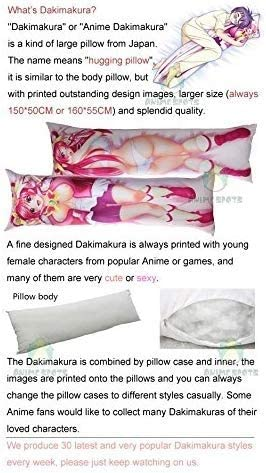 Fate//Grand Order Anime Body Ishtar Dakimakura Hugging Pillow Case Cover Cosplay