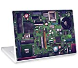 GelaSkins Protective Skin for 13.3 and 14.1-Inch PC and Mac Laptops - Motherboard